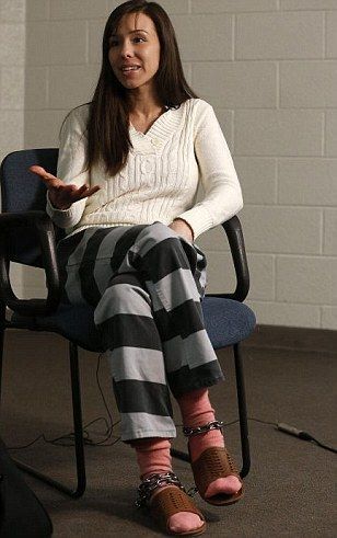 Jodi Arias gives another interview from jailhouse speaking about Travis Alexander murder trial