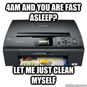 Printers Are They Evil Or Just Stupid Printing Memes