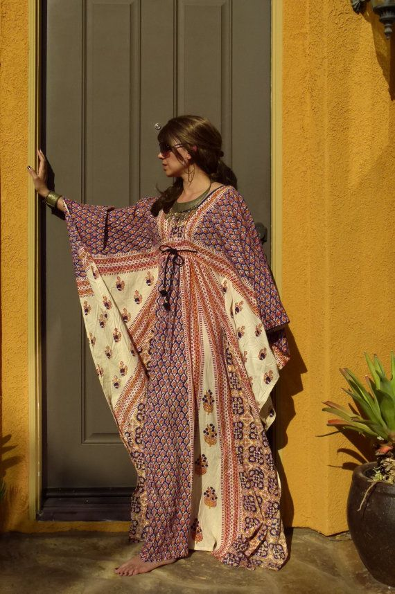 60s 70s NEW DiCarlo of CA India ethnic gypsy by Mystikbazaar, $230.00