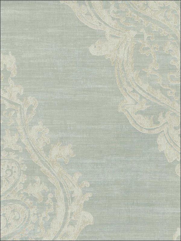 wallpaperstogo.com WTG-078887 Sandpiper Studios Transitional Wallpaper