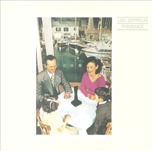 Led Zeppelin – Presence (1976)