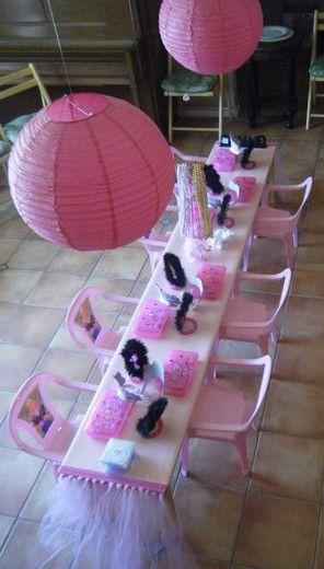 Dress-Up party idea for Olivia
