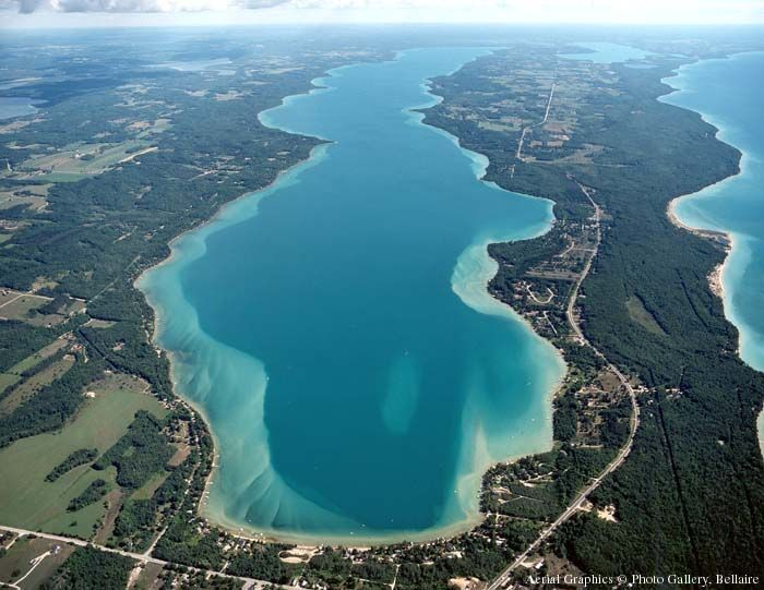 Torch Lake Michigan - one of the places I call home