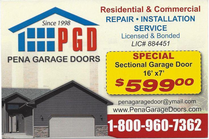 New Promotion Sectional Garage Doors Installation Garage Doors