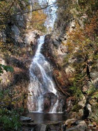 Otter Creek Falls, Agawa Canyon Park, Ontario
