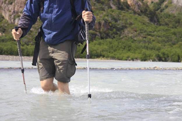 Wear Proper Clothes   Survival Skills: Cross Rivers And Rapids Safely   https://survivallife.com/survival-skills-cross-rivers-safely/ #survivalclothing