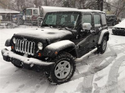 2007 Jeep Wrangler Unlimited X Snow http://www.iseecars.com/used-cars/2007-jeep-wrangler-for-sale#