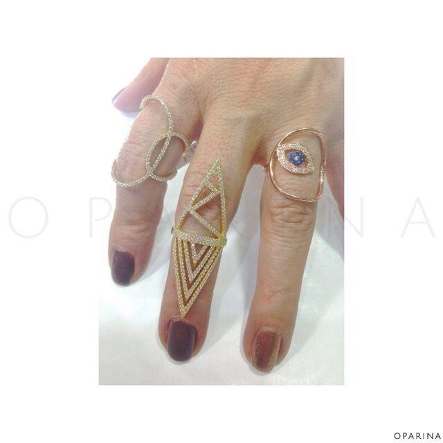 Anillos en Plata Rodinada !!. #oparina #evileye #turkisheye #sterlingsilver #gypsy #bohochic #boho #hippiestyle #jewelry  #madewithstudio