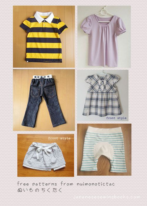 311 Best Images About Tutorials For Sewing Kid Clothes On