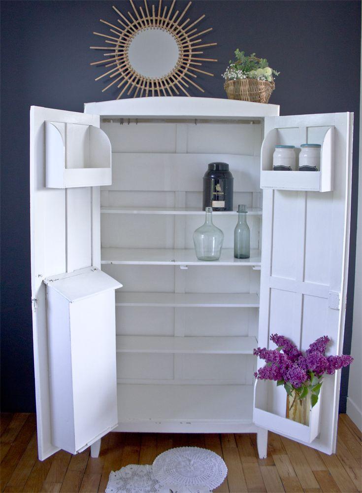 les 25 meilleures id es de la cat gorie huche relooking sur pinterest r novation du clapier de. Black Bedroom Furniture Sets. Home Design Ideas