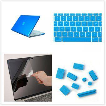 Compra Set protector para MacBook 13.3'' 4 en 1-Azul online ✓ Encuentra los mejores productos Fundas para Laptops MULBA en Linio Colombia ✓