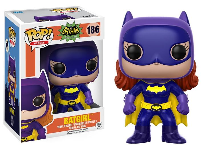 Batgirl Funko Pop! Batman 1966 TV Series