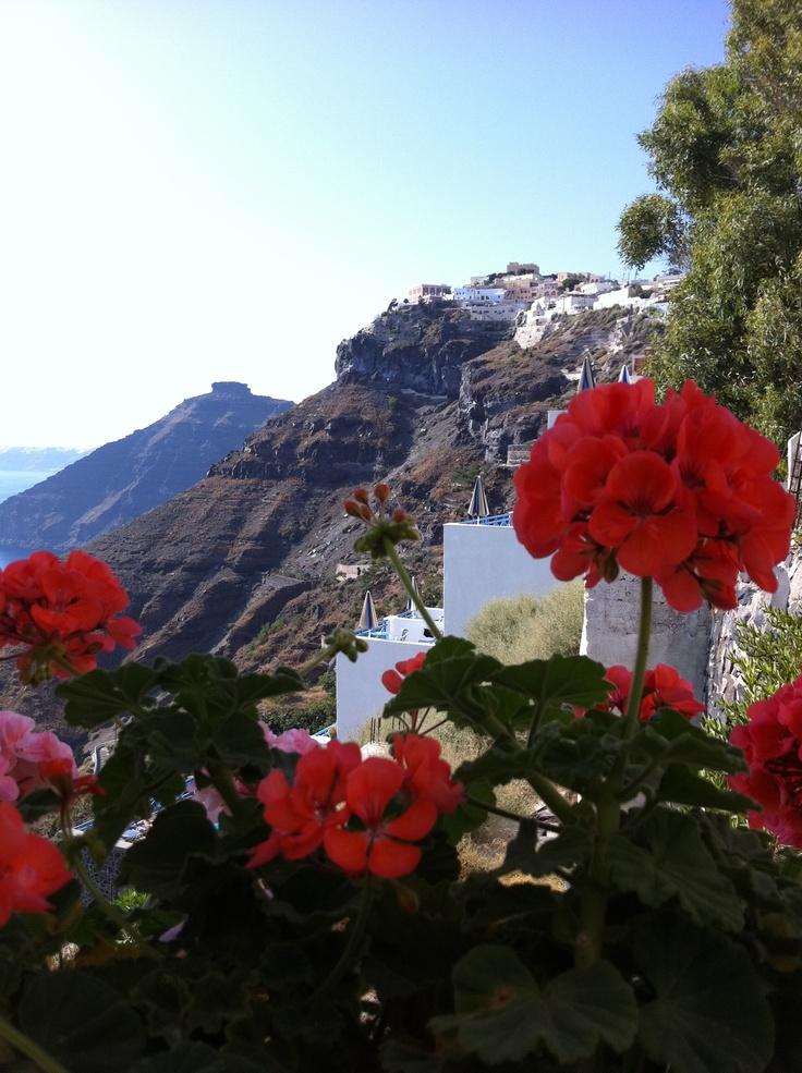 Santorini (Thira) Greece