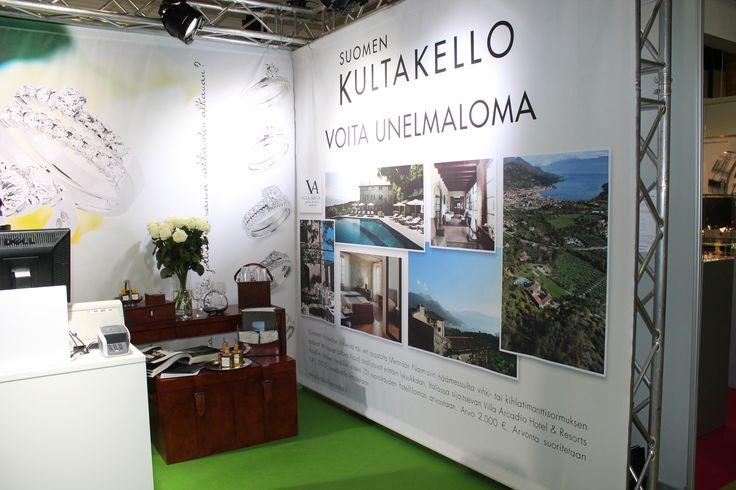 Suomen Kultakello   Arcadio