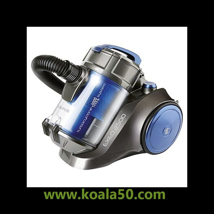 Aspirador Ciclónico Taurus EXEO 2500 A 3,5 L 800W 82 dB - 69,44 €   Si buscas electrodomésticos para tu hogar a los mejores precios, ¡no te pierdas Aspirador Ciclónico Taurus EXEO 2500 A 3,5 L 800W 82 dB y una amplia selección de pequeño electrodoméstico de...  http://www.koala50.com/aspiradoras-robots/aspirador-ciclonico-taurus-exeo-2500-a-3-5-l-800w-82-db