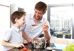 Máxima calidad y durabilidad: Podrás disfrutar día a día, durante toda la vida, de nuestras ollas de acero inoxidable de primera calidad.