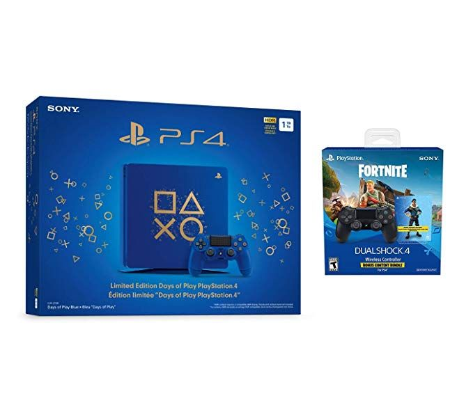 Playstation 4 Fortnite Limited Bundle Playstation