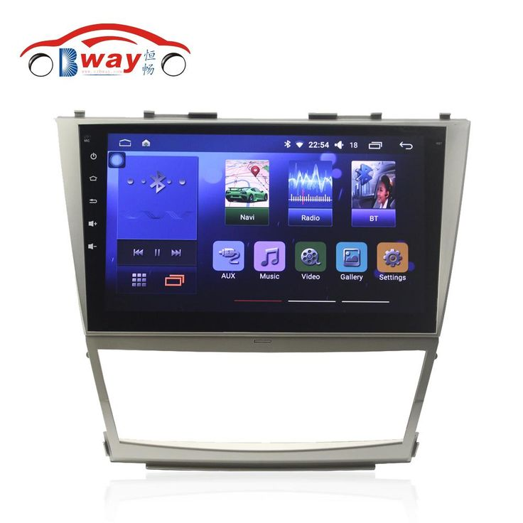 """Free shipping 10.2"""" HD 1024*600 Android 6.01 CAR DVD PLAYER FOR TOYOTA CAMRY 2007 2008 2009 2010 2011 CAR RADIO STEREO BLUETOOTH"""