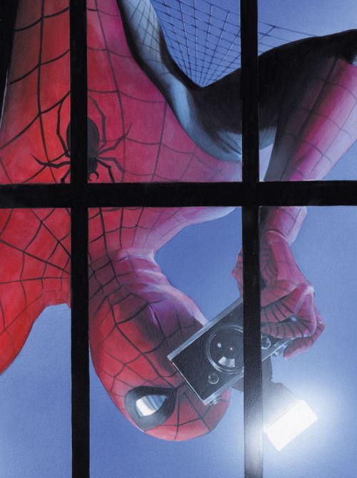Spider-Man By Alex Ross                                                                                                                                                                                 More
