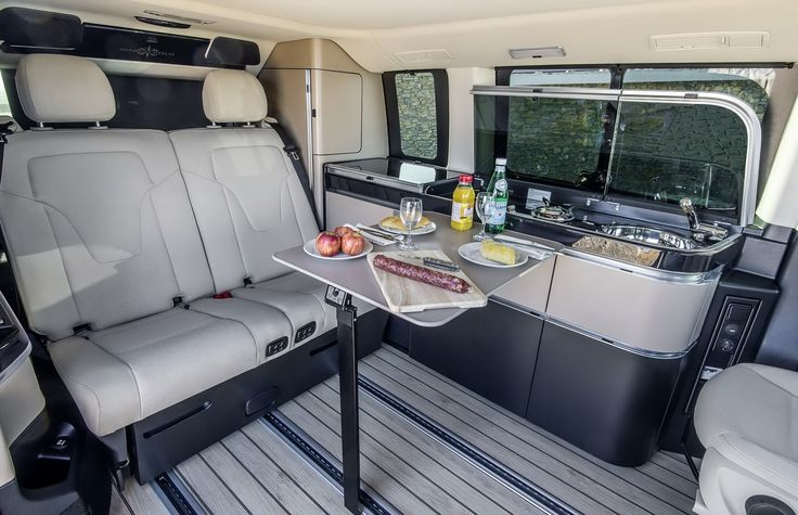 Mercedes prices new V-Class Marco Polo Camper Van from £53,180 in the UK.