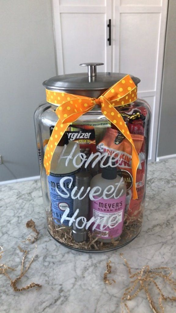 Learn how to DIY New Homeowner Gift. Discover the best DIY Ideas and How to Videos at Darby Smart.