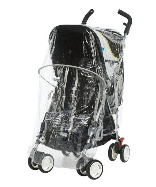 Mothercare Weathershield Stroller - raincovers - Mothercare