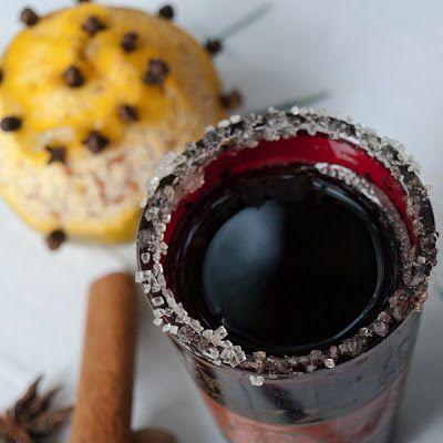 Glühwein – Spiced Austrian & German HOLIDAY Mulled Wine @keyingredient