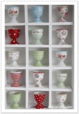 cute GreenGate egg cups