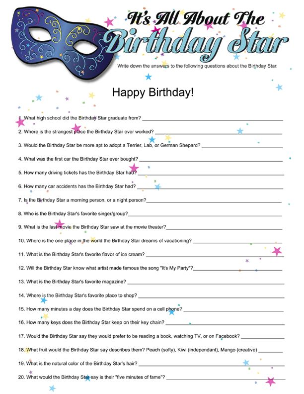 Free printable birthday games for adults photo 399