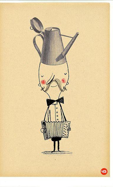 Guridi RN | Ilustración infantil
