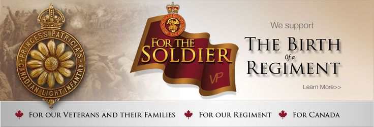 """PPCLI Foundation: """"The PPCLI Foundation provides funds, activities, and programs to support and care for Canadian military service and former military personnel in need """".  Just because a war is off the media radar, it doesn't mean it is over for those that served in it."""