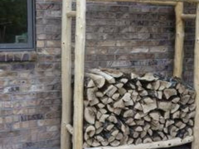 indoor firewood storage - Google Search
