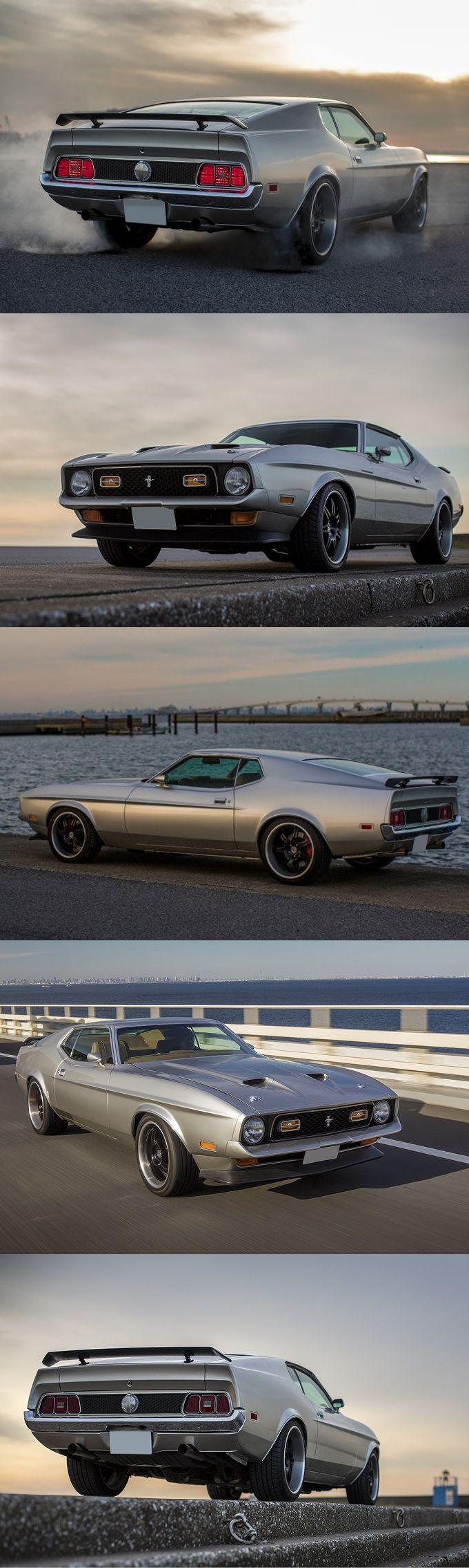 1971 Ford Mustang Mach I / USA / silver / 17-250 / Sportsroof https://www.amazon.co.uk/Baby-Car-Mirror-Shatterproof-Installation/dp/B06XHG6SSY/ref=sr_1_2?ie=UTF8&qid=1499074433&sr=8-2&keywords=Kingseye