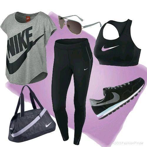 Resultado de imagen para ropa para hacer ejercicio mujer