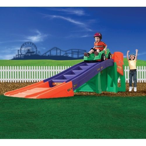 Kid Roller Coaster In Backyard : Playrooms, Backyards and eBay on Pinterest
