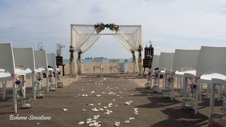 En Boheme Sensations la boda de tus sueños se convierte en realidad