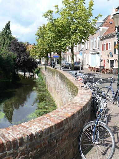 Amersfoort Canal #travel #holland