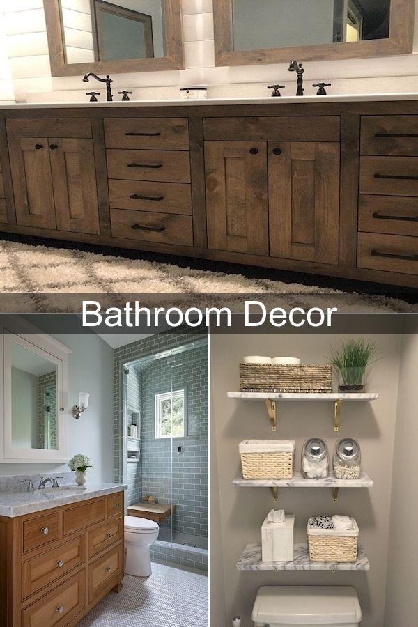 Bathroom Decoration Accessories Blue And Brown Bathroom Decor