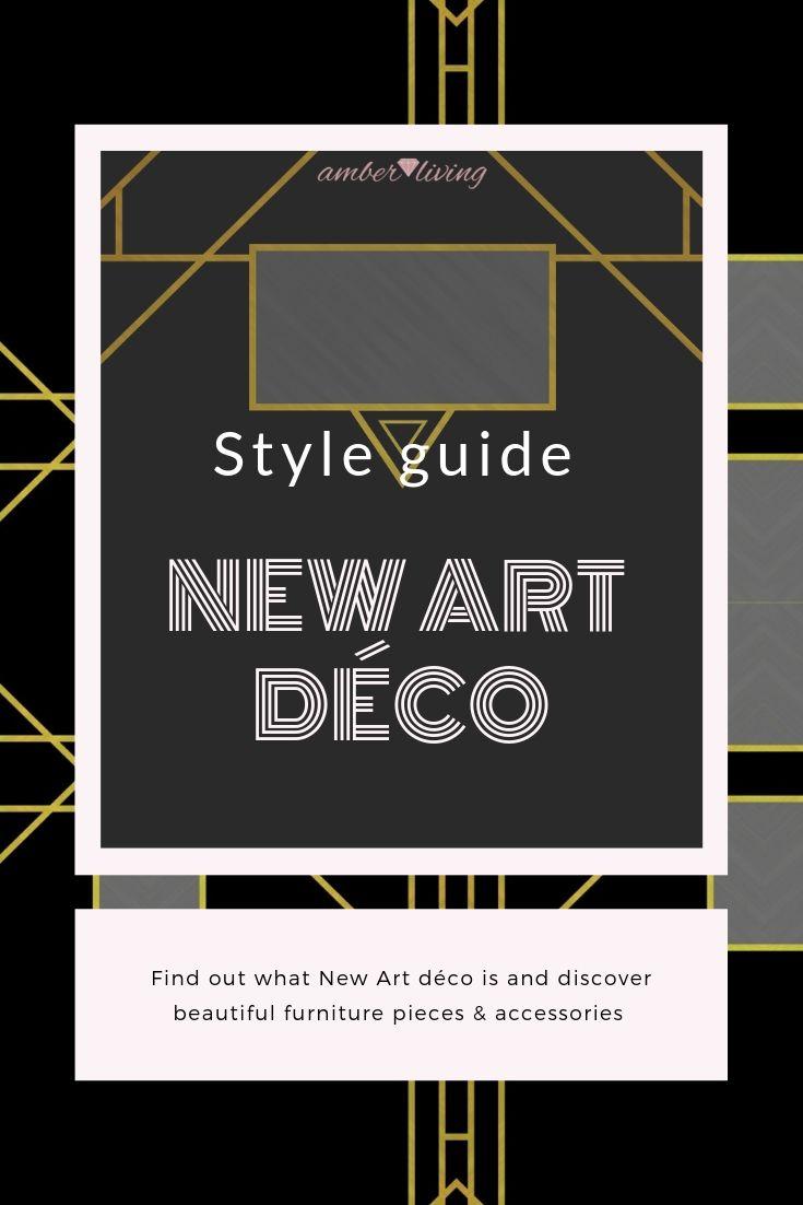 Art Deco Style Guide Art Deco Art Deco Lighting Beautiful Furniture Pieces