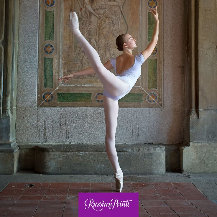 May your spirits be as high as this arabesque. Ashlyn Mae in the #RPRubin