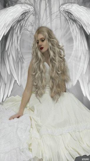 Decent Image Scraps: Angel