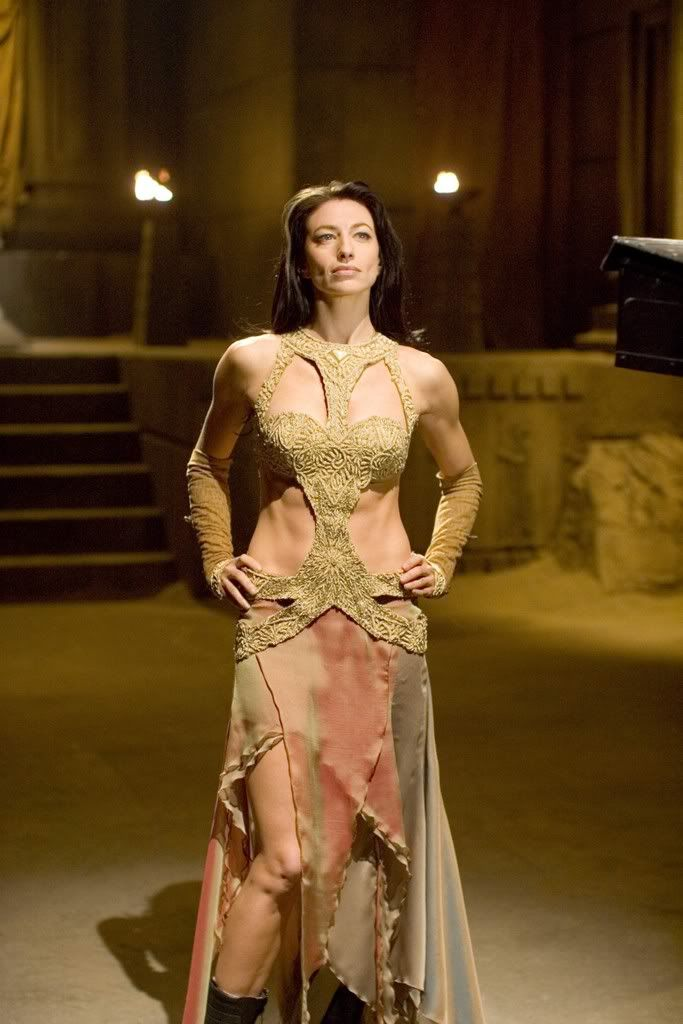 Claudia Black - Vala - Stargate SG-1 Photo:  This Photo was uploaded by wordboy1. Find other Claudia Black - Vala - Stargate SG-1 pictures and photos or ...