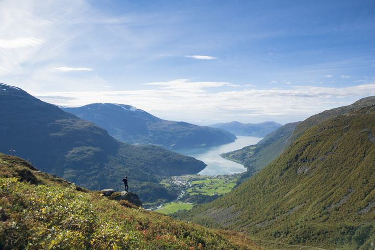13 epic views from the Skåla Trail: One of Fjord Norway's most rewarding hikes - Matador Network