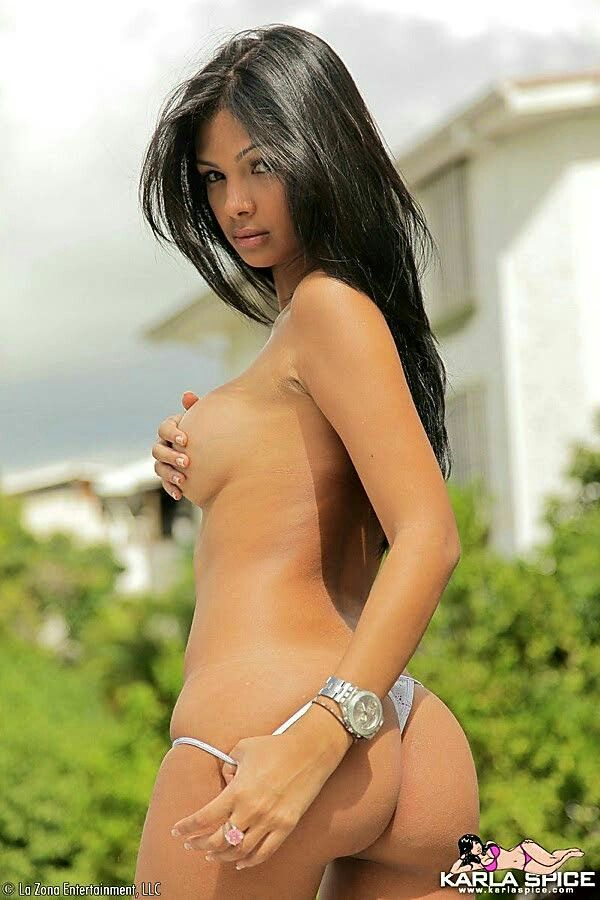 Karla Spice Showing Pussy Download