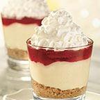 Applebees Strawberry Cheesecake Dessert Shooter~YUM