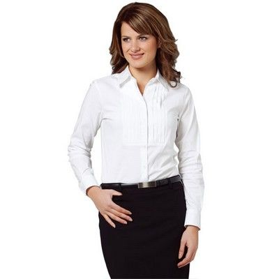 Womens Modern Stretch 3/4 Sleeve Shirt Min 25 - Clothing - Business Shirts - Her Business Wear - WS-M81921 - Best Value Promotional items including Promotional Merchandise, Printed T shirts, Promotional Mugs, Promotional Clothing and Corporate Gifts from PROMOSXCHAGE - Melbourne, Sydney, Brisbane - Call 1800 PROMOS (776 667)