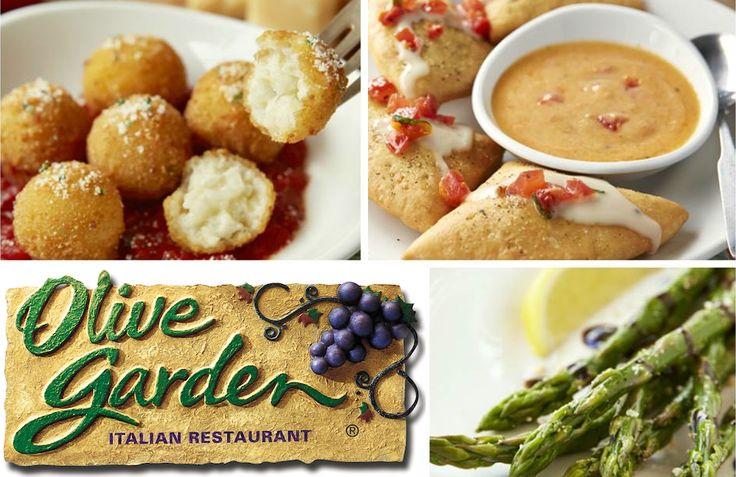 Olive Garden Launches Trendy 'Tapas' Menu