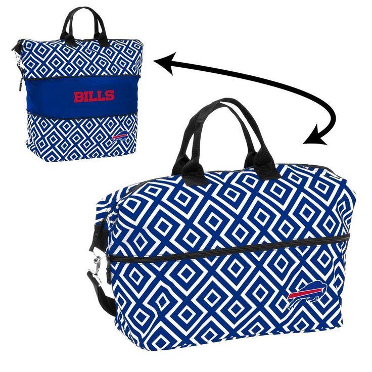 OneStopFanShop - Buffalo Bills Tote Bag Expandable Diamond Carrier, $49.95 (https://www.onestopfanshop.com/nfl/buffalo-bills/buffalo-bills-tote-bag-expandable-diamond-carrier/)