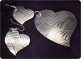 Silversmithing - Pendant & Earring Set course in Calgary | Jewelry | Passions & Pastimes | Personal Development | Continuing Education | Chinook Learning Services