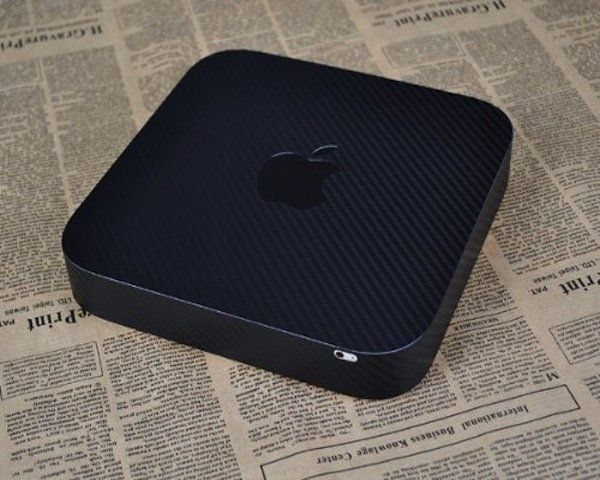 Carbon Fiber Mac Mini Wrap %u2013 $11